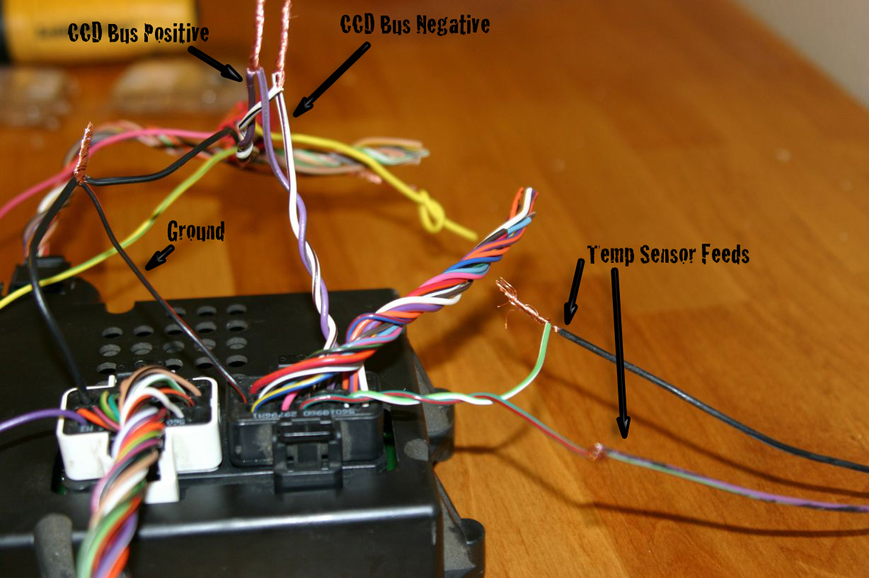 Jeep Cherokee Overhead Console Wiring
