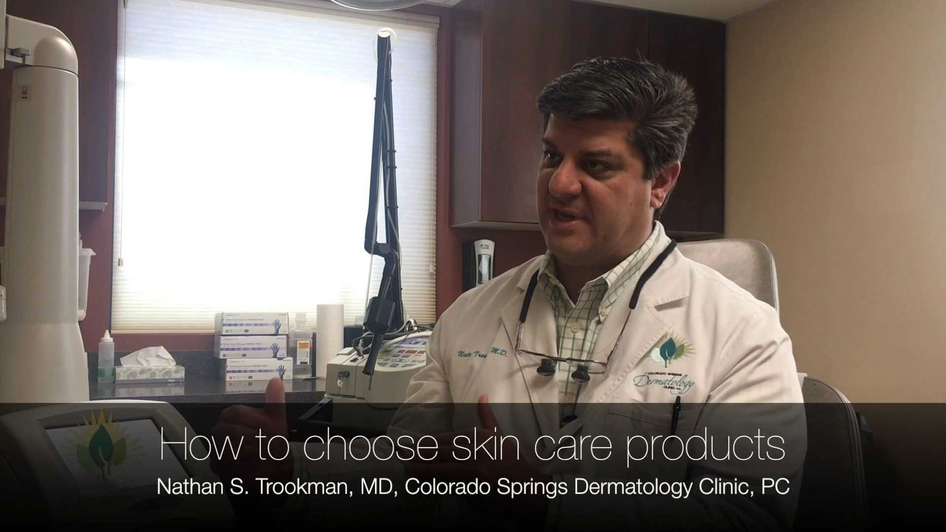Colorado Skin Care Products