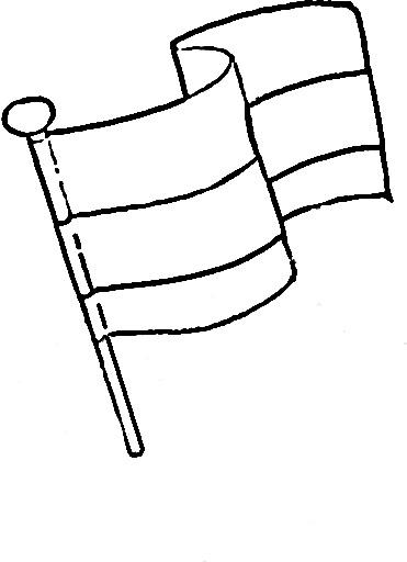 Bandera De Panama Animada