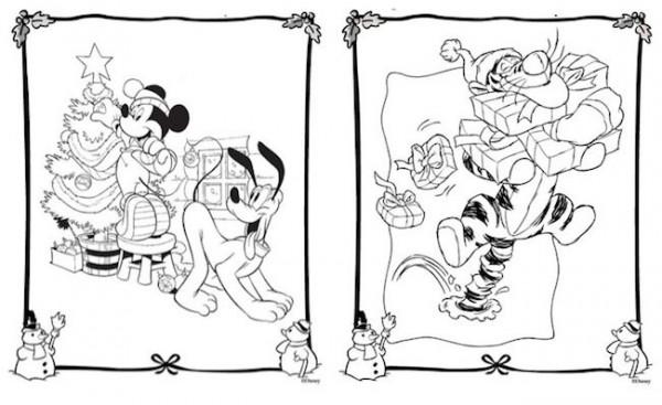 Dibujos Para Colorear De Dysney