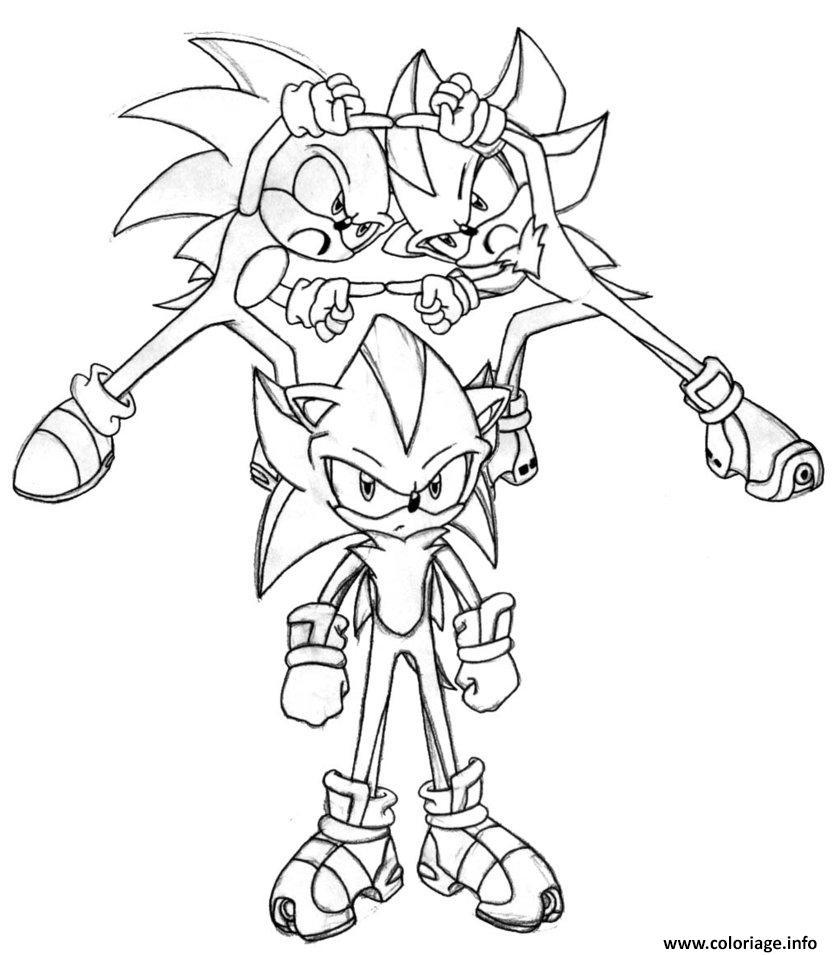 Vs Silver Vs Vs Shadow Nazo Sonic Mephiles Vs
