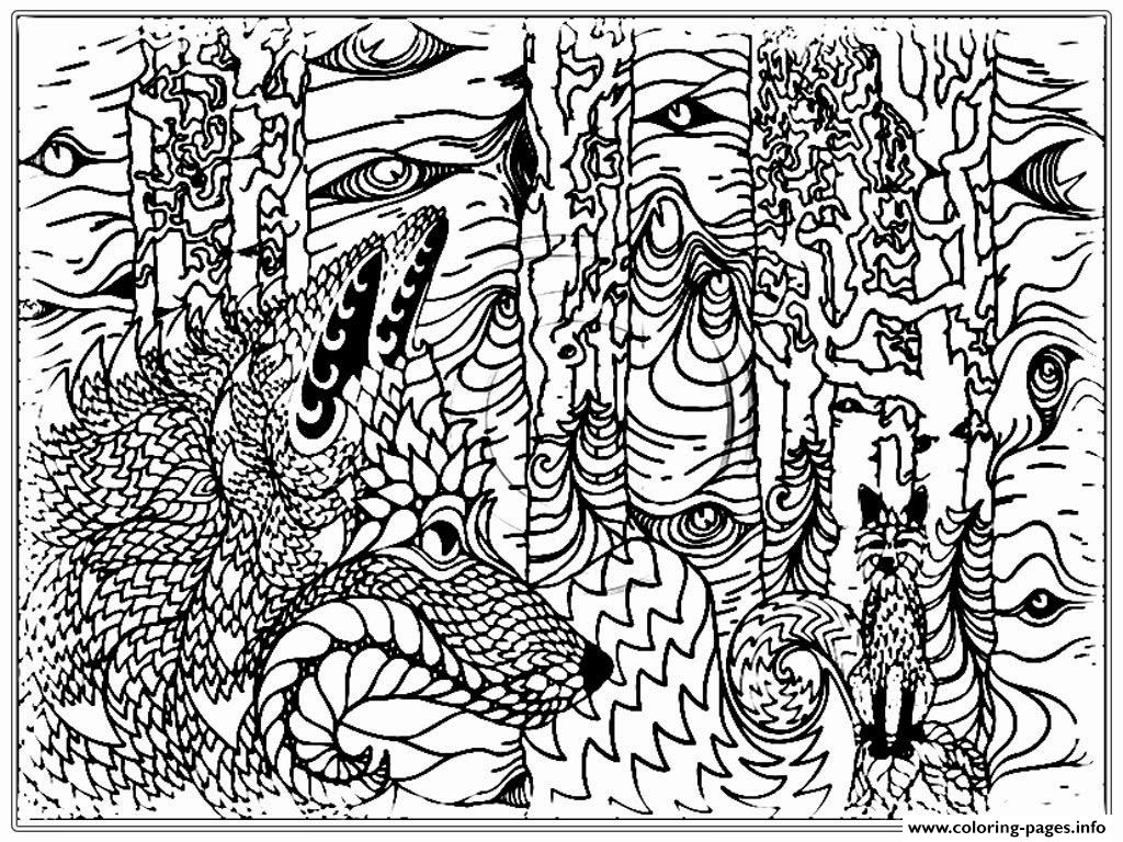 Realistic Adult Wolf Coloring Pages Printable