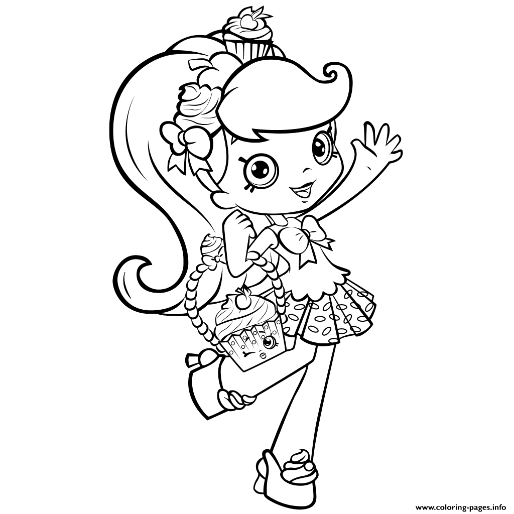Girl Coloring Pages To Print