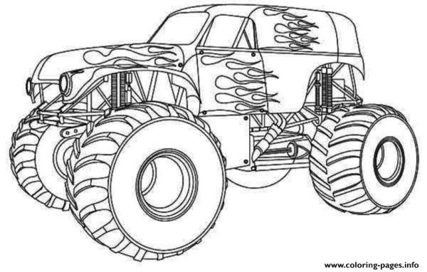 hot wheel coloring pages # 25