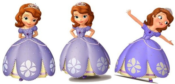sofia the first printable coloring pages # 61
