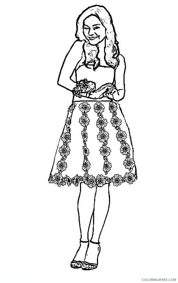 high school musical coloring pages # 88