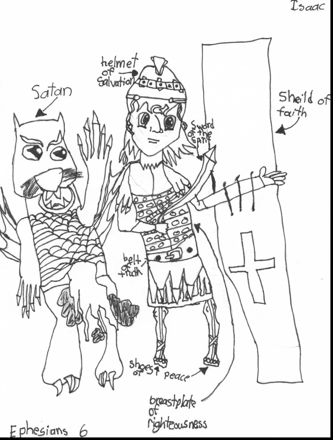 Armor god coloring pages coloring home, batman coloring pages