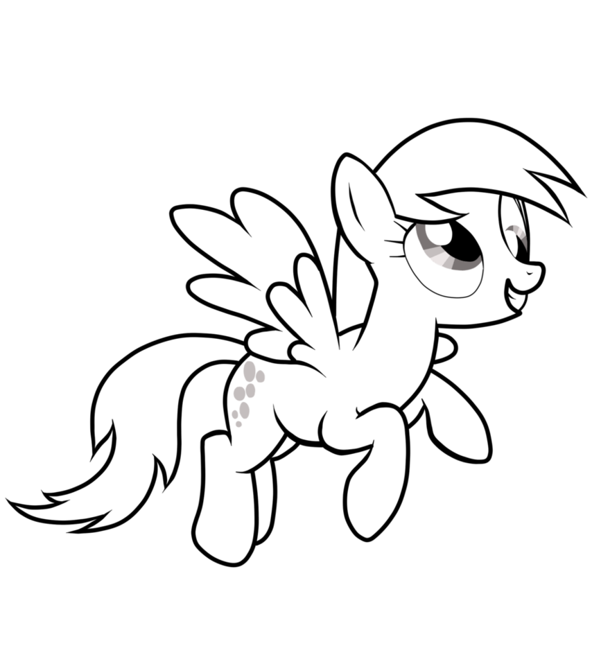 8 Pics Of Mlp Filly Coloring Pages My Little Filly Coloring