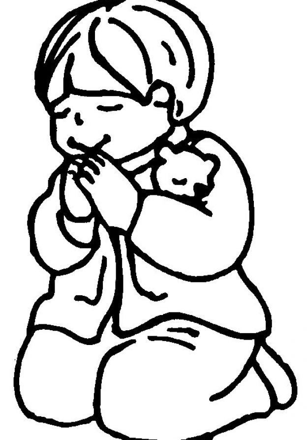 Praying hands coloring page free coloring home, dog coloring pages