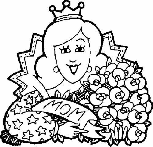 I love you mom coloring pages coloring home, i love my mommy coloring pages