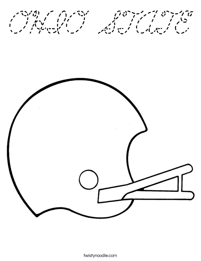 Brutus buckeye coloring page coloring home, love coloring page