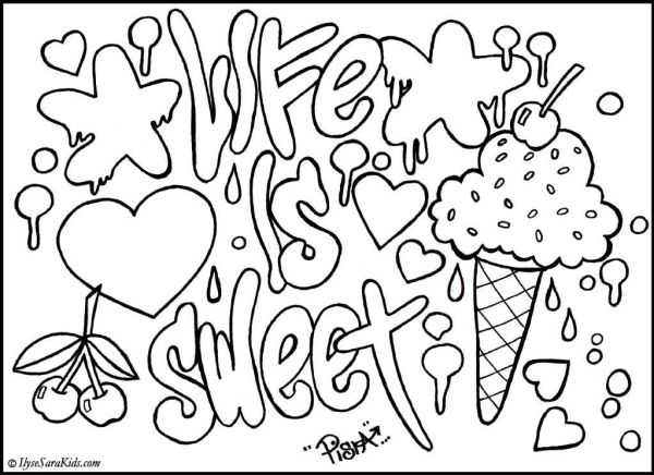 coloring pages for tweens # 3
