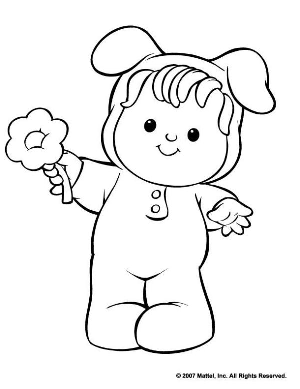 fisher price coloring pages # 9