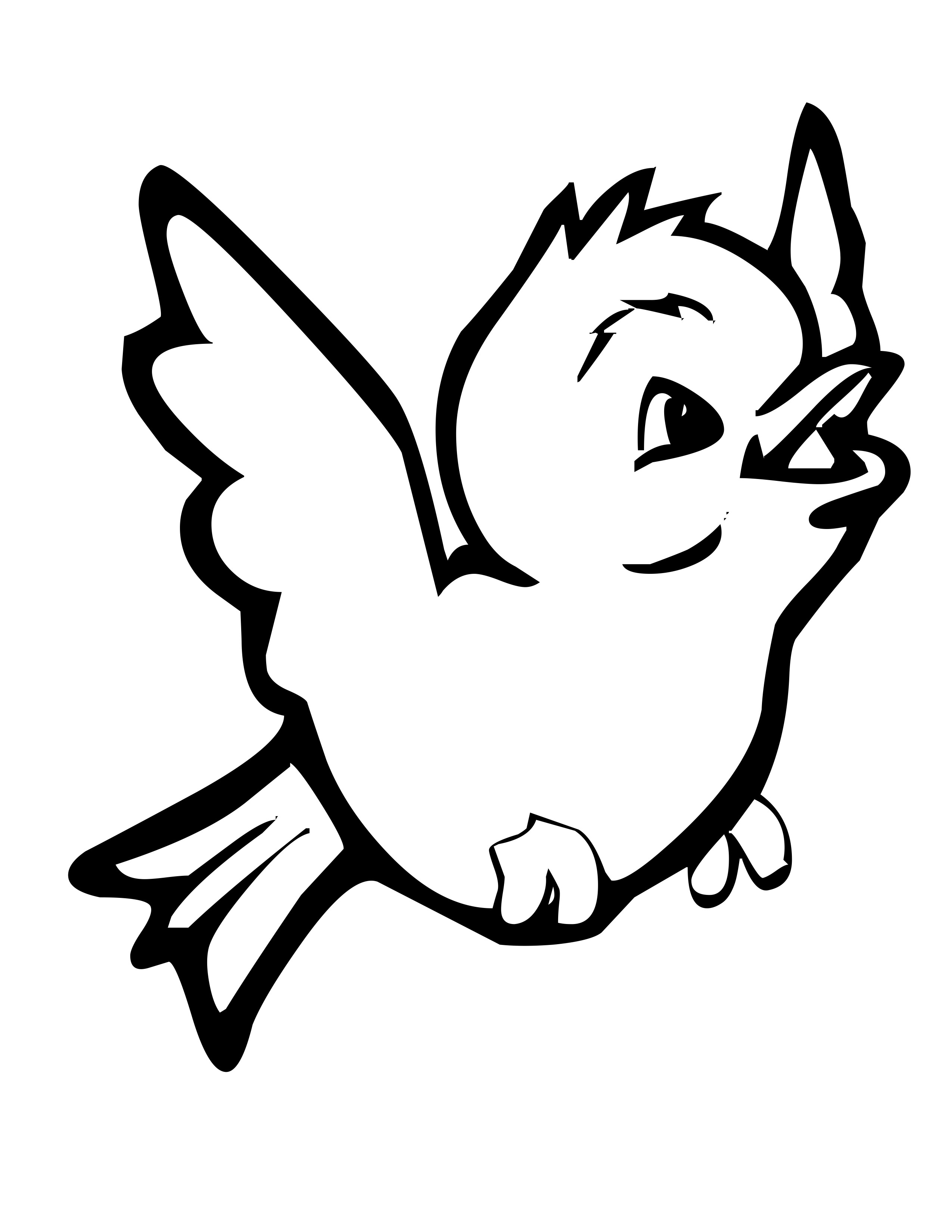Bird Coloring Pages 6 Coloring Kids
