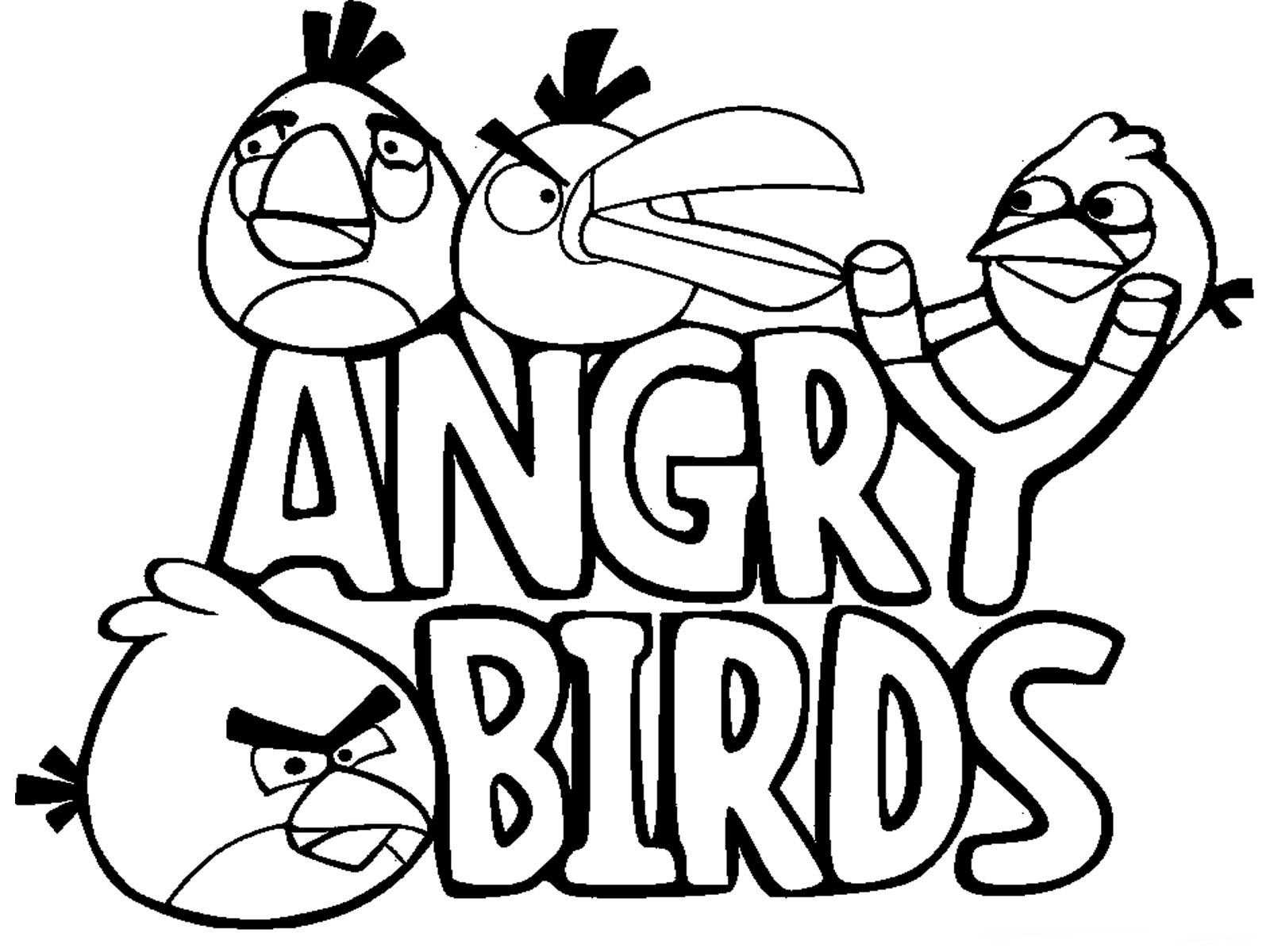 Cartoon Coloring Pages 24 Coloring Kids