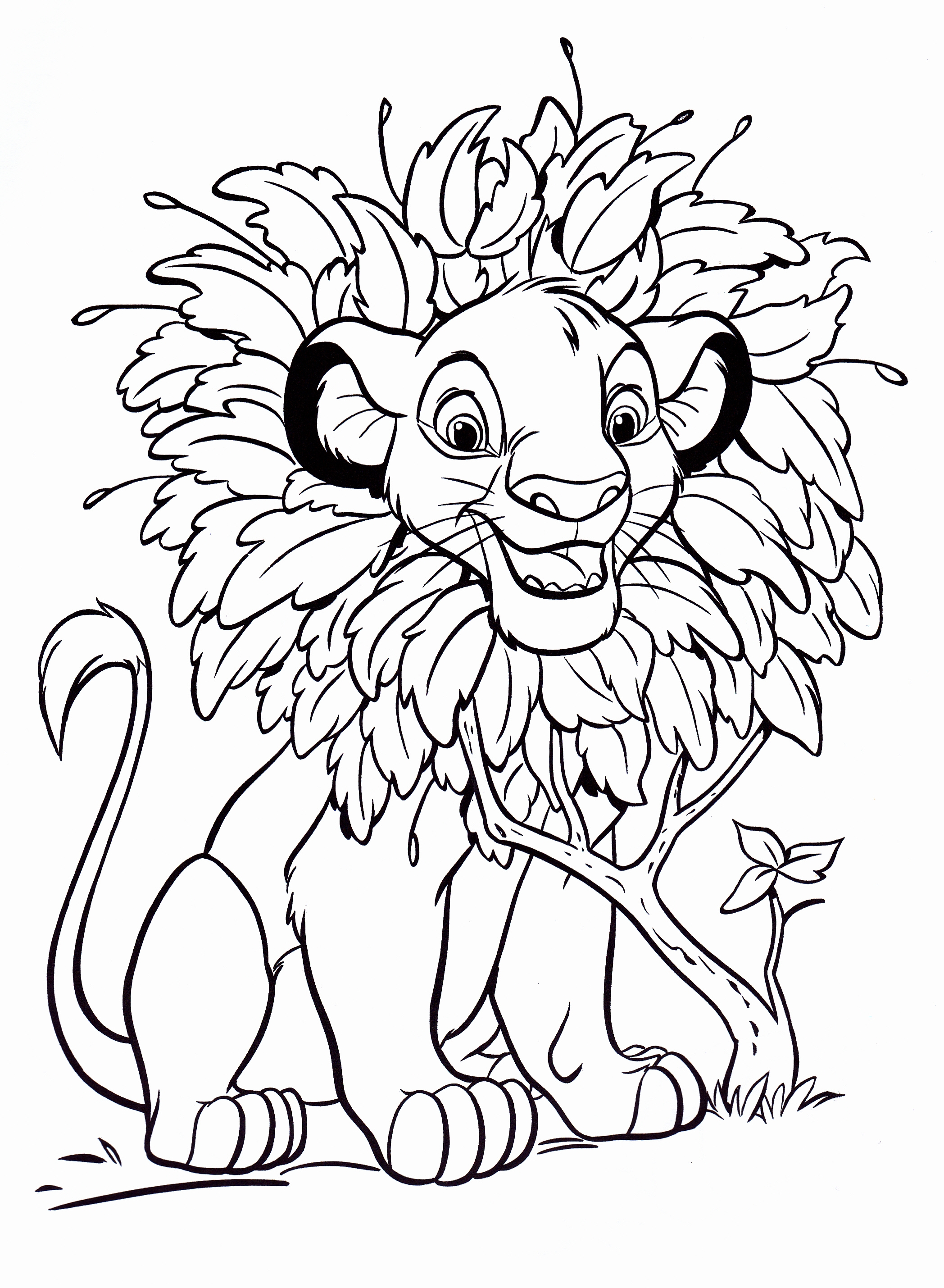 Disney Coloring Pages 9 Coloring Kids