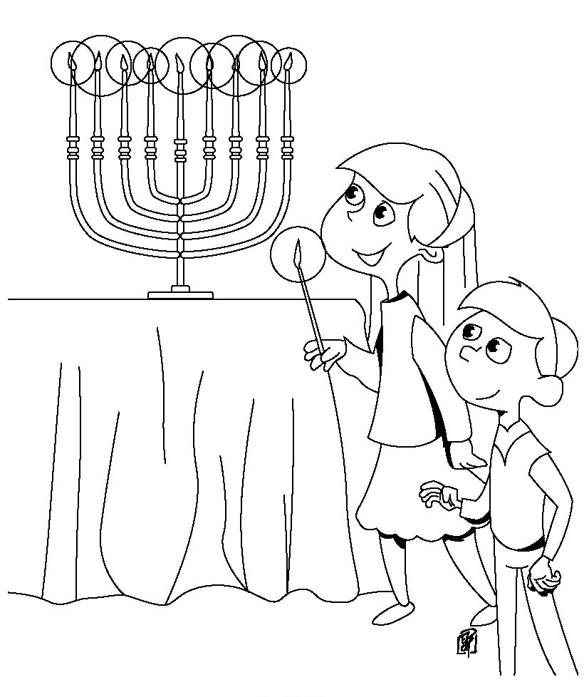 Holiday Coloring Pages 5 Coloring Kids