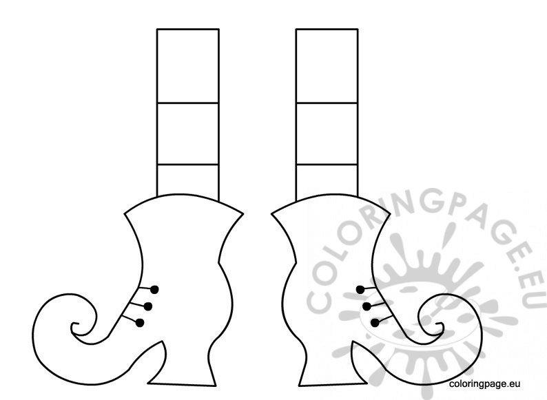 Wooden shoe clip art template maxwellsz