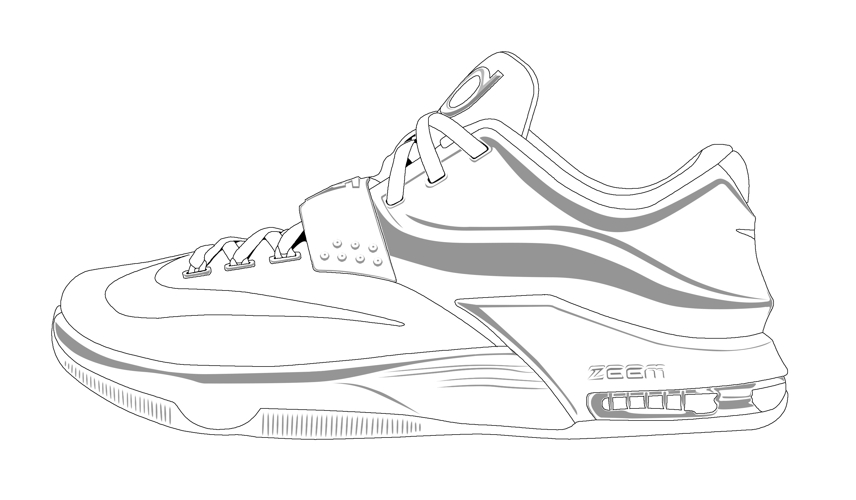 Air Jordan Logo Drawings