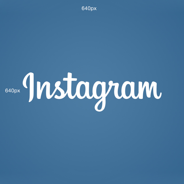What is the size of the Instagram picture in pixels 2014 ...