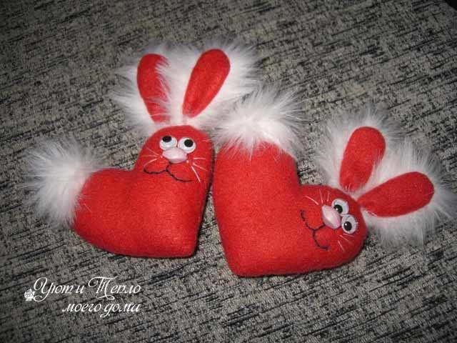 serdechki zajki