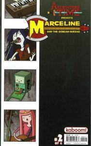Adventure Time  Marceline and the Scream Queens Issue   1  KaBOOM   2