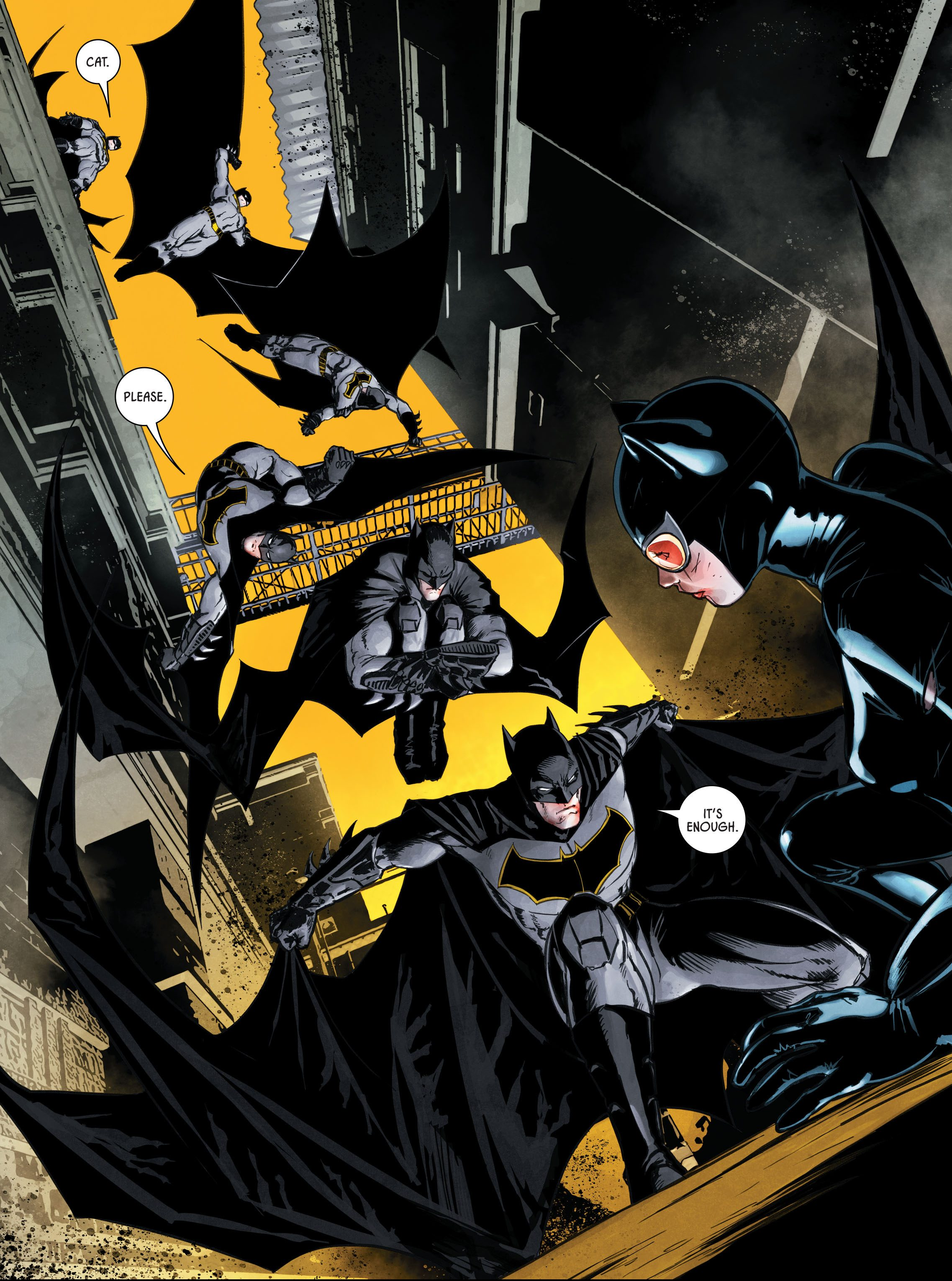 Batman And Catwoman (Batman Vol. 3 #11) | Comicnewbies