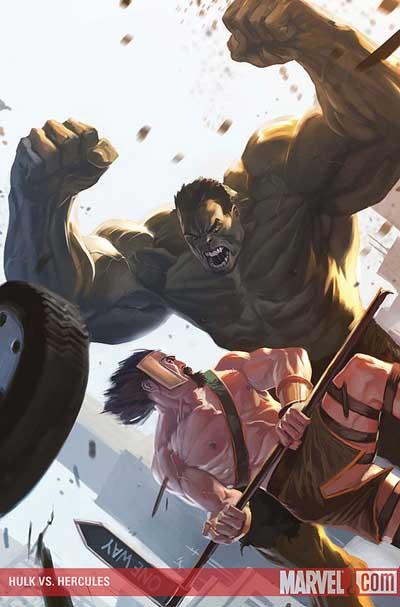 Hulk Vs. Hercules: When Titans Collide #1 – Comics Talk ...