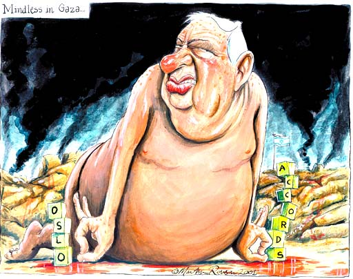 Guardian cartoonist draws upon antisemitic stereotypes in ...