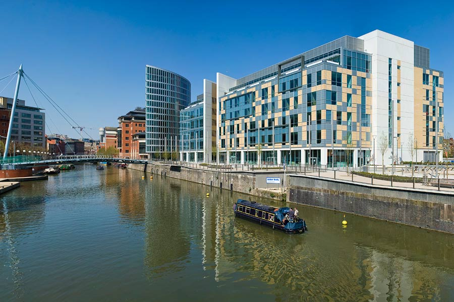 One Glass Wharf Bristol Investment Brochure Photography