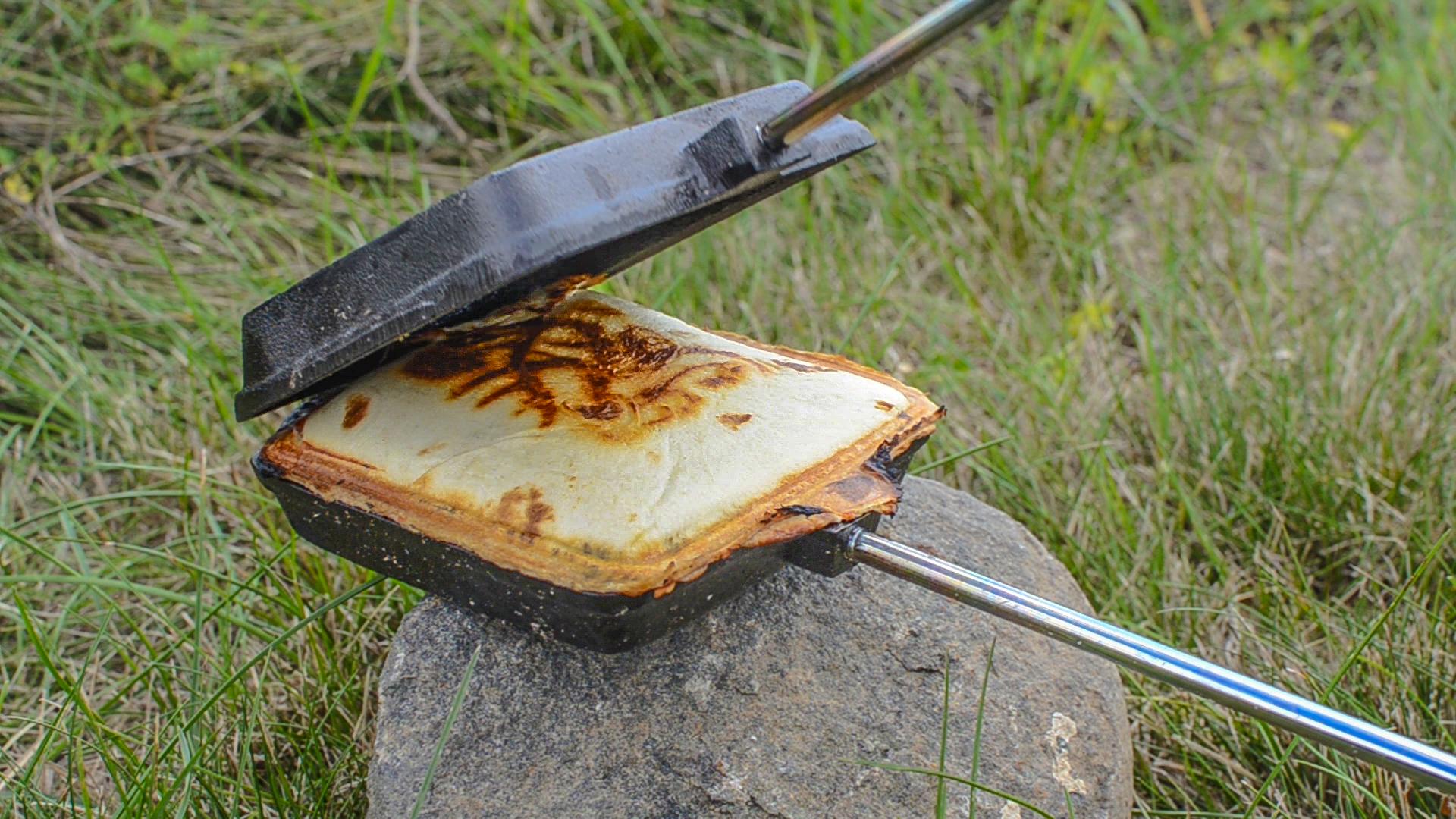 Mountain Pie Maker Cast Iron