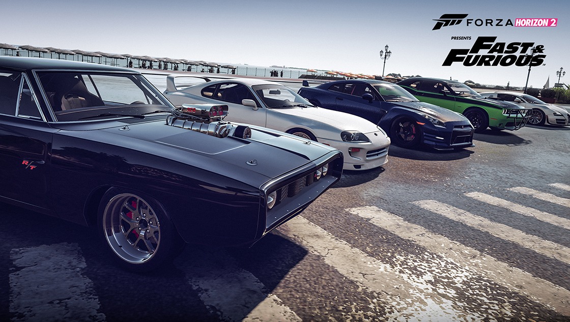 Fast And Furious 7 1970 Charger