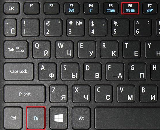 ترکیبی از کلید ها برای اتصال یک لپ تاپ به تلویزیون
