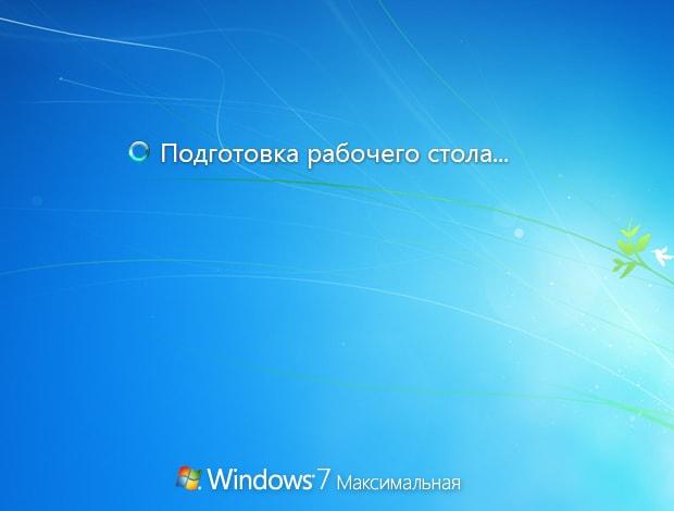 Příprava desktopu