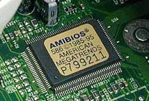 マザーボードのBIOS