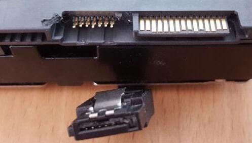 SATA коннекторы