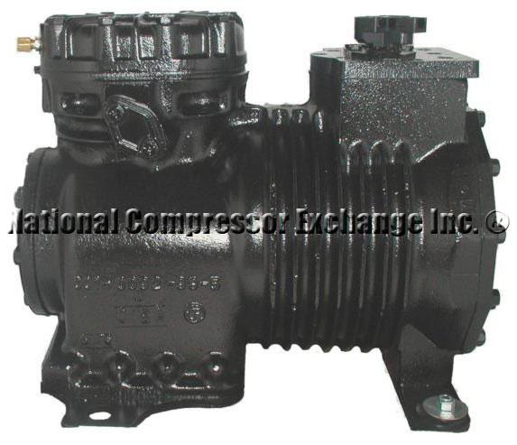 Semi Hermetic Compressor Parts