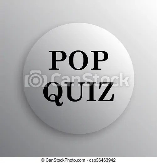 Drawing of Pop quiz icon Internet button on white background csp36463942 - Search Clip Art ...