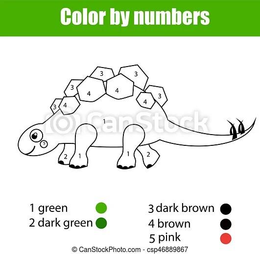 stegosaurus coloring page # 67