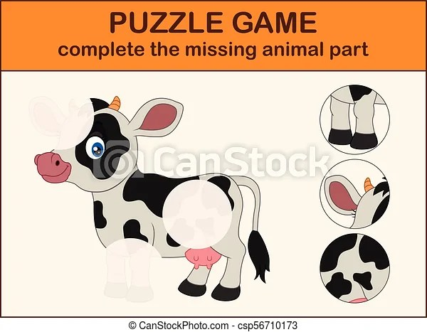 find the cow # 61