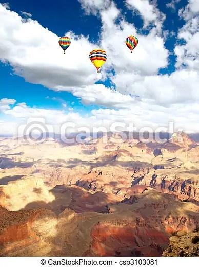 hot air balloon grand canyon # 81