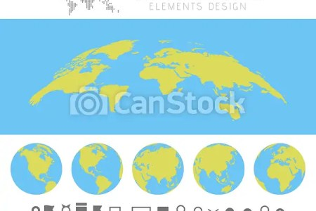 World map globe template full hd pictures 4k ultra full wallpapers d globe map template monochrome design stock vector d globe map template monochrome design for education science web presentations vector illustration world gumiabroncs Choice Image