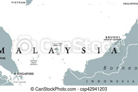 map singapore to kuala lumpur » Path Decorations Pictures | Full ...