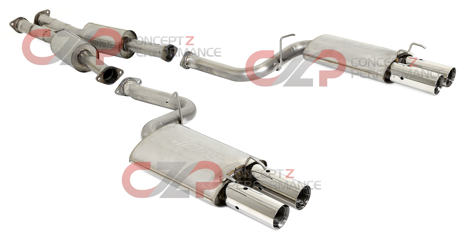 Nissan 300zx Exhaust System
