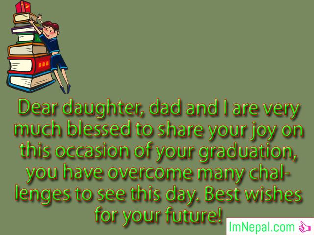 Graduation Quotes And Sayings Parents
