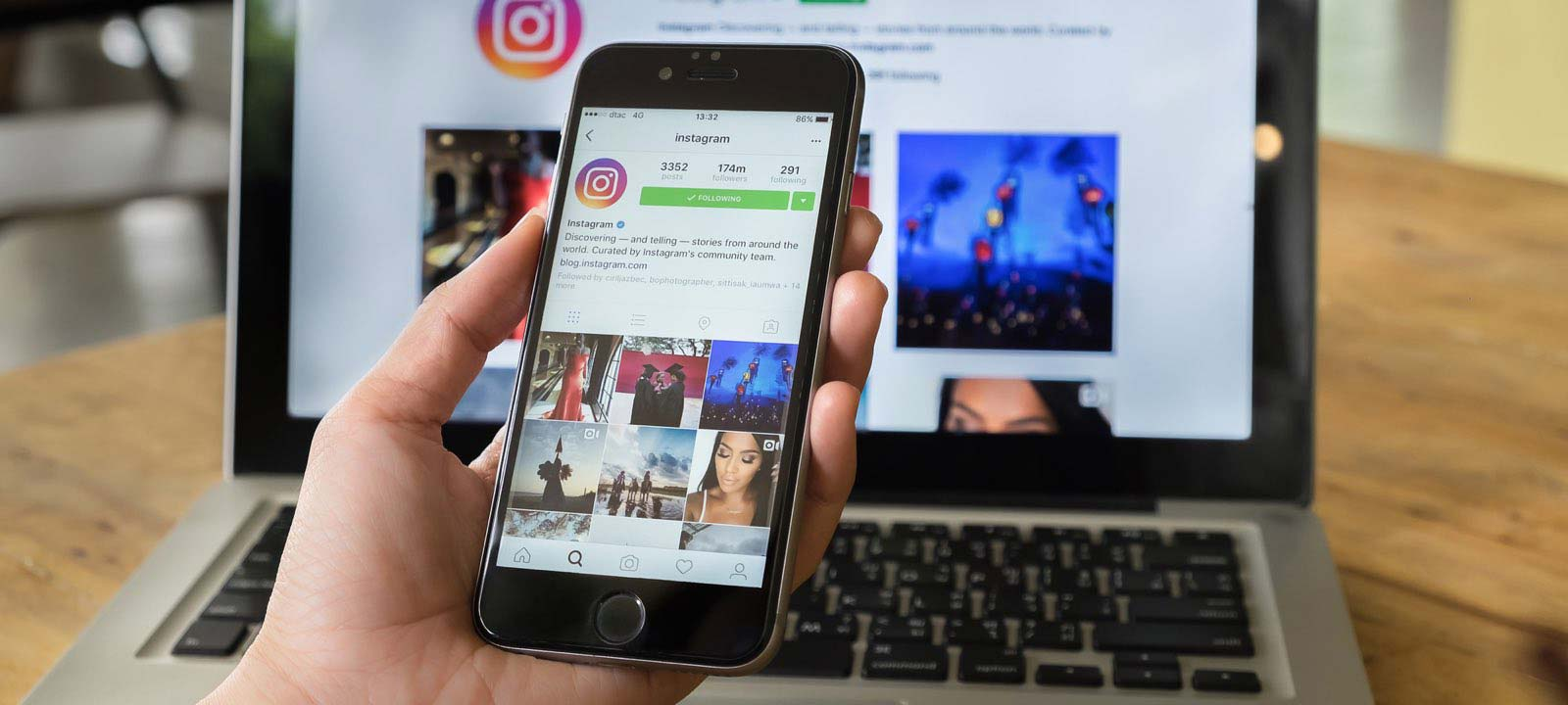 Χρησιμοποιήστε τη δύναμη του Instagram