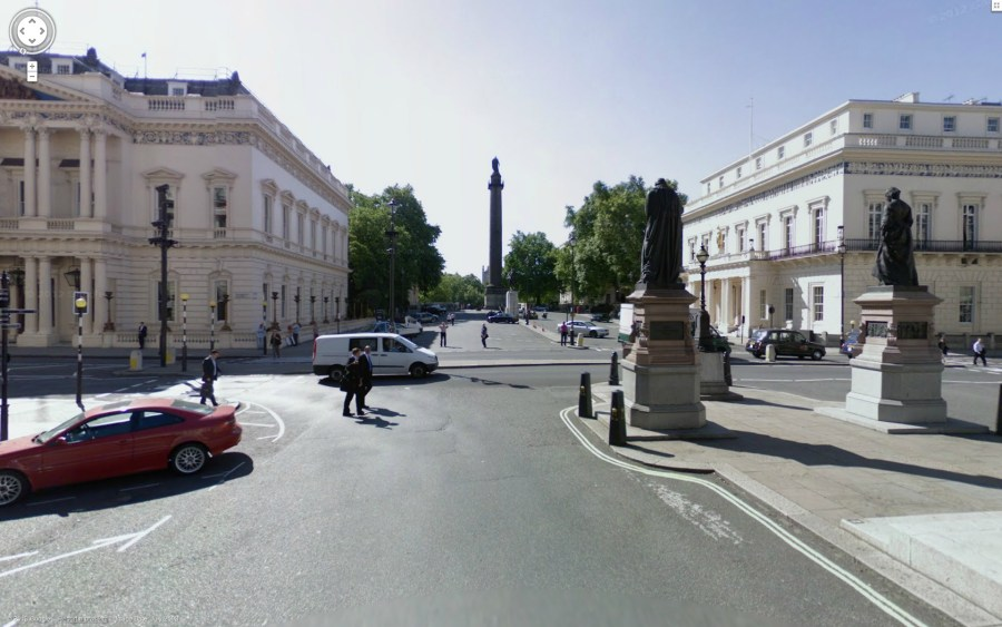 Victorian London s version of Google Street View  A Grand     2012