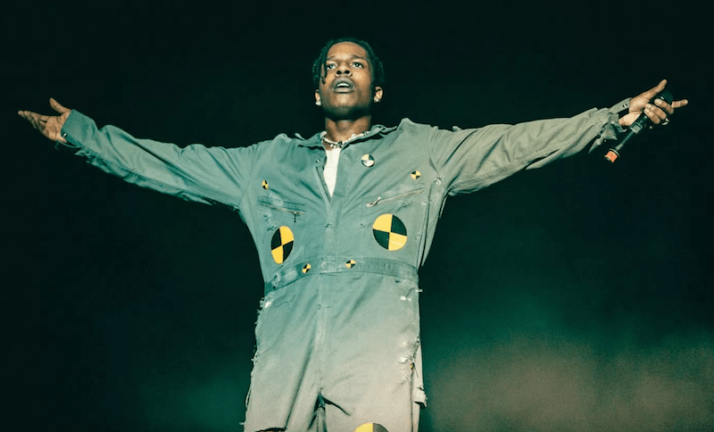 Watch ASAP Rocky's First Show Since Being Released from ...