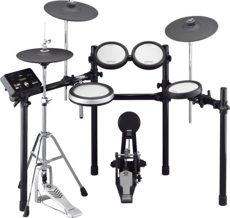 Best Electronic Drum Set Reviews  The 2018 Beginner s Guide  Yamaha DTX562K Electronic Drum Kit