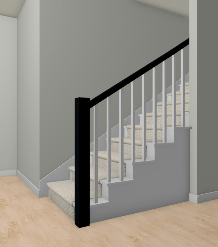 Tips Tricks To Diy Your Staircase Railing Construction2Style | White Wood Stair Railing | Entryway Stair | Metal | Outdoor Stair | Baluster Curved Stylish Overview Stair | Glass